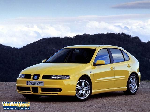 2002 Seat Ibiza. Seat Ibiza FR